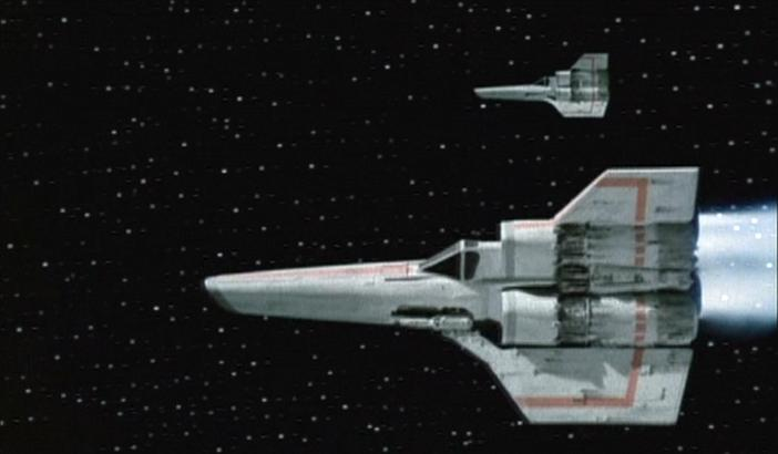 Star Trek 26 - Battlestar Galactica (2)