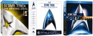 Confirmations pour Star Trek en Blu-Ray