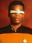 Geordi veut définitivement enterrer Star Trek