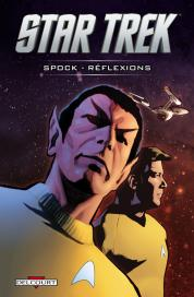 "Delcourt lance ""Spock : Reflections"""